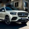 メルセデスベンツ GLS 新型、48V駆動のアクティブサスペンション採用 1263万円より
