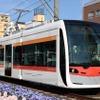 大阪の阪堺電軌に4編成目の超低床電車…カラーやインテリアを変更した1101形 3月28日から