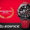 カシオとホンダレーシングがコラボ、高機能メタルウオッチ発売…エディフィス20周年