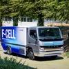 三菱ふそう、燃料電池小型トラックを2020年代後半に量産開始へ…航続距離300km目指す[写真差し替え・追加]
