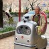 自動運転ロボット ZMP『ラクロ』に試乗---乗り味は想像以上に快適だった