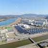 村田製作所、日本最大級となる1200台分の駐車場型メガソーラーシステムを導入