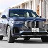 【BMW X7 新型試乗】「駆け抜ける歓び」とは対極の走り?…中村孝仁