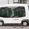 ボッシュ、無人シャトルによる自動運転の走行テストに成功…システム障害でも走行可能