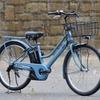 もはや生活の足、電動アシスト自転車の最新モデル『PASリン』に試乗してみた