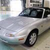 マツダ ロードスター 初代、29年前の個体が新車さながら… CLASSIC MAZDAレストア6号車