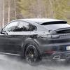 カイエンクーペにも「ライオン」…820馬力の最強ハイブリッド、車名は「GTS」か!?