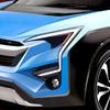 スバルxトヨタの電動SUV、車名は「エヴォルティス」か…2021年10月デビューの噂
