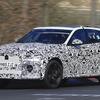 BMW製V8搭載か!? ジャガー最強SUV「F-PACE SVR」がニュルを爆走