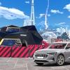 アウディ、世界最大のVRマーケットに日本導入予定の『e-tronスポーツバック』を出展