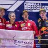 【F1】セバスチャン・ベッテル、今シーズン限りでフェラーリを離脱