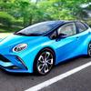 トヨタの近未来EV『LQ』市販化へ!? 発表は今秋、発売は2021年か…デザインを予想