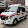 日産のEV救急車、東京消防庁で稼働開始---災害時には移動電源としても活用