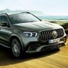 メルセデスベンツ GLE 新型、48VマイルドHV搭載モデルを追加…価格は1332万円