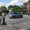 米トヨタ、電動キックボードと車の事故を減らす研究を開始…安全システムの開発目指す