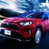 【トヨタ RAV4 PHV 発売】EV走行距離95kmを実現、価格は469万円より