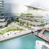 東京竹芝から水上バス、羽田空港へリムジンボート…再開発で船着場を整備
