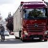 メルセデスベンツの巻き込み事故防止システム、大型商用車に後付け可能に…欧州