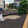 新横浜駅近くの相鉄・東急直通線工事現場で道路が陥没…6月17日の解除を目指して車線規制が続く