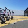 トヨタ九州、宮田工場に電動キックボード110台を導入…施設内移動を効率化
