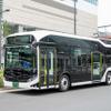 従業員送迎バスに燃料電池バス…国内初、シダックスグループが導入