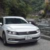 【VW パサートTDI 3800km試乗】地味だけど走りはすごい!ライバルはカムリ&アコード[後編]