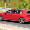 リアスポイラーに注目!VW ゴルフGTI TCR 新型、デビューは今夏か