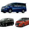 【ファミリーミニバン まとめ】ミドルサイズ人気3車種の実力は如何に…価格や比較、試乗記