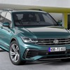 VW ティグアン 改良新型、予約受注を欧州で開始…価格は2万8205ユーロから