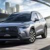 トヨタ、コンパクトSUV『カローラ クロス』をタイで世界初公開 導入国を順次拡大