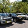 奥多摩湖畔に希少車が集結…いすゞの名車やC10スカイライン超初期型 東京旧車会