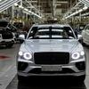 ベントレー ベンテイガ 改良新型、生産開始…納車も欧州で開始へ
