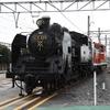 東武鉄道にC11 325が入線---SL列車は1日最大4往復8本に