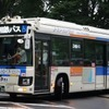 運転席無人の自動運転大型バス、営業運行の実証実験へ 相鉄バスなど
