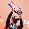 【F1 70周年記念GP】レッドブル・ホンダのフェルスタッペンが今季初優勝