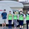 バンシェルター、熊本県人吉市の災害時子ども支援現場へキャンピングカーを無償貸出