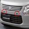 スズキ、後付け急発進等抑制装置を発売…2012年9月-2014年7月 ワゴンR FX に取付可能