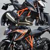 【KTM 1290スーパーデュークR&GT 試乗】ジキルとハイド?似て非なる兄弟モデルの関係性…鈴木大五郎