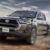 【トヨタ ハイラックス 改良新型】力強さ強調したデザインに、走りも進化 347万1000円から