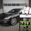 ポルシェ パナメーラ 改良新型、世界最速のエグゼクティブカーに…ニュルブルクリンクで新記録[動画]