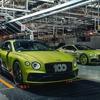 ベントレー コンチネンタルGT 新型、パイクスピーク新記録記念車を生産開始…15台のみ