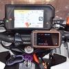 バイク用2カメラドラレコ発売、衝撃感知&IP67防水