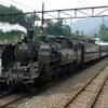 大井川鐡道大井川本線が8月28日に全線再開---臨時列車やSL列車は運休継続