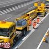 高速道路作業員を守る新車両、全長15.9mから23.35mに「トランスフォーム」