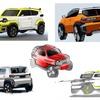 【ダイハツ タフト 新型】楽しく見えることを欧州の商用車から学ぶ…デザイナー[インタビュー]
