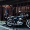 カワサキ W800 シリーズ3車種、ニューグラフィックス登場 10月1日発売