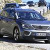 VWの新型7人乗り電動SUV『ID.6』市販化決定!開発車両がオーストリアに出現