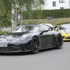 ポルシェ 911 GT3 次期型プロト出現!前世代 GT3 RS と比較してわかったことは