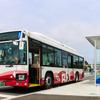 ひたちBRT、自動運転バスの実証実験開始へ…路側センサーや遠隔監視装置を活用