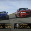 【MotorTrend】BMW M4 vs シボレー カマロSS、3万5000ドルの差は一体どこに?…Head 2 Head